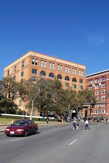 Dealy Plaza- Dallas, Tx  (Site of JFK Assassination)  (January 2008)............check this one off