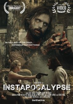 Martin Sofiedal's 'INSTAPOCALYPSE', A Satirical Look At Instagram Addiction