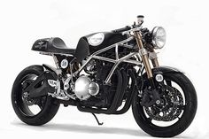 "motographite: KAWASAKI Z1000 ""BREITLING"" by SANTIAGO CHOPPER"