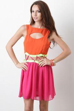 Stitched Perfection Dress $31.90