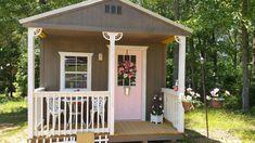 """She Shed  """"Rose Cottage"""""""