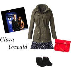 Doctor Who: Clara Oswald Nerd Fashion, Fandom Fashion, Fashion Ideas, Doctor Who Outfits, Fandom Outfits, Clara Oswald Fashion, Nerd Style, My Style, Cosplay Ideas