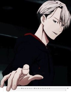 yuri on ice victor dancing at DuckDuckGo Yuri Plisetsky, Yuri On Ice, Ice Skating, Figure Skating, Anime Manga, Anime Guys, Anime Oc, Katsuki Yuri, Victor Nikiforov