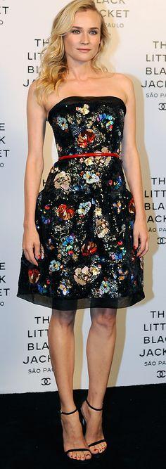 Diane Kruger, 2013 v  @emmaruthXOXO @cesarXOXOXO @primaXOXO @krisOXOXOXO
