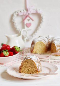 Bundt cake de speculoos | Con aroma de vainilla