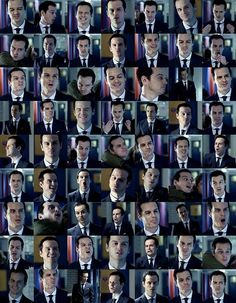 Many faces of James Moriarty. All from one scene.<-i didnt even know one person could make so many faces!
