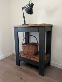 Kitchen island butcher's console/ patio BBQ table. Rustic, reclaimed wood, handcrafted, shabby chic.
