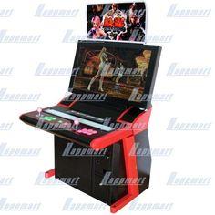 32' horizontal/vertical LCD Arcade Cabinet