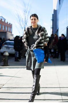 On the Street……Giovanna!, NYC « The Sartorialist