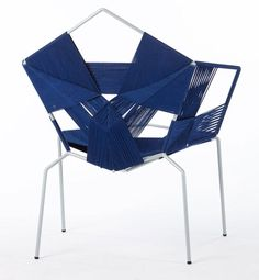 COD (Craft Oriented Design) project - chair by Rami Tareef, at Bezalel Academy of Art and Design