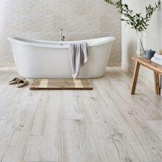 67 Best Ideas for light wood tile floor bedroom Wood Effect Floor Tiles, Wood Wall Tiles, Wood Tile Bathroom Floor, Wooden Floor Tiles, Wood Tile Floors, Room Tiles, Light Wood Flooring, Bathroom Cabinets, Bathroom Faucets
