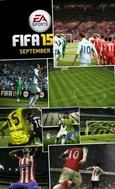 FIFA 15 Fifa 15, Playstation, Video Games, My Life, Gaming, Tech, Football, Sports, Dortmund