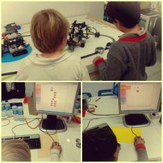 Robot moway #programming