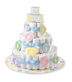 Diaper Cake Kit 7.99