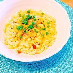 レシピとお料理がひらめくSnapDish - 14件のもぐもぐ - Macaroni pasta w leftover spaghetti squash #vegan by Leah