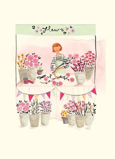 Greetings Cards - Emma Block Illustration