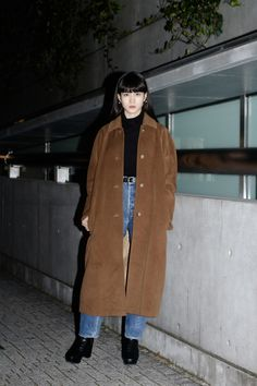 Asian Street Style, Asian Style, Street Styles, Modest Fashion, Fashion Outfits, Japanese Streetwear, Japanese Outfits, Tokyo Fashion, Simple Outfits
