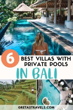 Looking for an awesome place to stay in Bali with a private pool? You just found it. This guide reviews some of the best villas with private pools in Bali, for every budget. Start planning your dream Bali trip! #bali #balitraveltips #balivillas #villawithpool #indonesia #asia #indonesiatraveltips Top Travel Destinations, Bali Travel, Bali Accommodation, Bali House, Bali Trip, Garden Villa, Villa With Private Pool, Jimbaran, Beautiful Villas