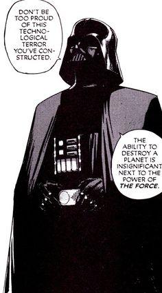 ••• Darth Vader