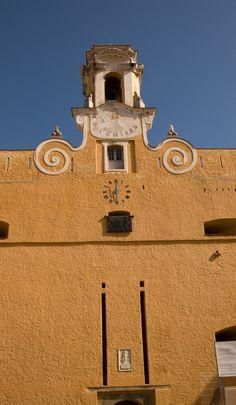 Terra Nova, l'ancien palais des Gouverneurs. Bastia