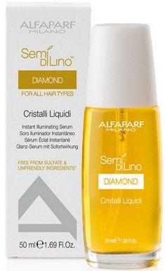 Alfaparf Semi Di Lino Diamond Cristalli Liquidi Serum (1.69 oz)
