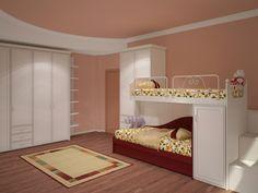 Интерьеры детских комнат – 626 фотографий
