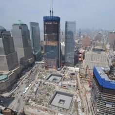 Ground zero-- I don't think anyone will ever forget or should they