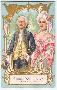 PATRIOTIC-George Washington-1909-Postcard   eBay