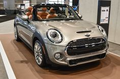 Fields Auto Group and Orlando MINI attended the 2016 Chicago Auto Show took delight (and an array of photos) of the latest MINI USA has to offer. Take a look at the incredible new #MINI models like the all-new MINI Cooper S Convertible pictured here. The Chicago Auto Show is the nation's largest and longest-running auto show. For more information on the show visit chicagoautoshow.com. #CAS16 #ChicagoAutoShow2016 #CAS2016 #OrlandoMINI #DefyLabels #MINI #MINIClub #OrlandoMINI #Orlando #MINI…