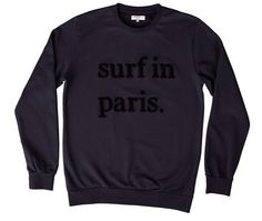 Surf in Paris - Cuisse de Grenouille