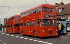 Midland Red 6 Blue Bus, Red Bus, Model Railroader, City Of Birmingham, Bus Coach, West Midlands, Busses, Public Transport, Coaches