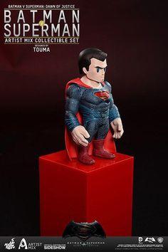 Hot Toys Batman vs Superman Artist Mix Figure Dawn of Justice-SUPERMAN