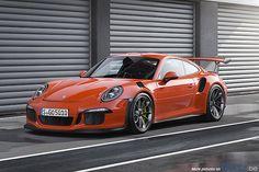 The new Porsche 911 GT3 RS Plus