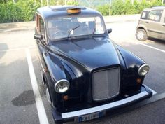 1994 #Carbodies London #Taxi Nissan Diesel Targhe ITA for sale - € 3.950