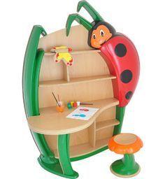 aww so cute! Cute Furniture, Unusual Furniture, School Furniture, Cardboard Furniture, Painted Furniture, Furniture Nyc, Cheap Furniture, Woodworking Projects For Kids, Woodworking Toys