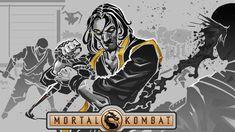 Mortal Kombat, Scorpion, Darth Vader, Fictional Characters, Scorpio, Fantasy Characters