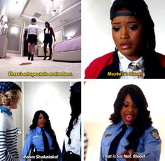 "Scream Queens 1x03 ""Chainsaw"""
