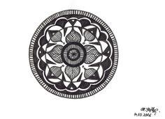 mandala design by @maggie_stopko_ @magg