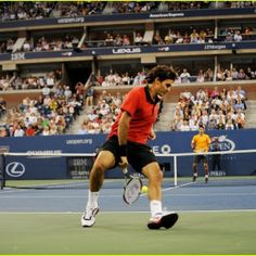 Roger Federer is considered by many to be the greatest tennis player ever