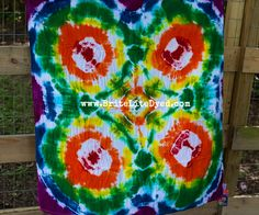 A personal favorite from my Etsy shop https://www.etsy.com/listing/269133296/baby-blanket-tiedyed-blanket-tie-dye