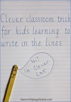 1st Grade Writing, Kindergarten Writing, Teaching Writing, Writing Skills, Teaching Resources, Writing Process, Writing Workshop, Primary Teaching, Reading Skills
