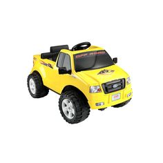 Power Wheels Ford Lil' F-150 by Fisher-Price, Multicolor