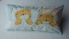 Almohada con osos