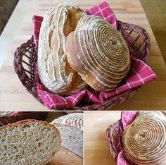 Obrázek z Recept - Chléb zadělávaný pivem