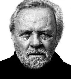 Sir Anthony Hopkins - © All images are copyrighted to Andy Gotts Celebrity Portraits, Celebrity Photos, Celebrity Photographers, Celebrity Faces, Celebrity Moms, Celebrity Style, Photo Portrait, Portrait Photography, Pencil Portrait