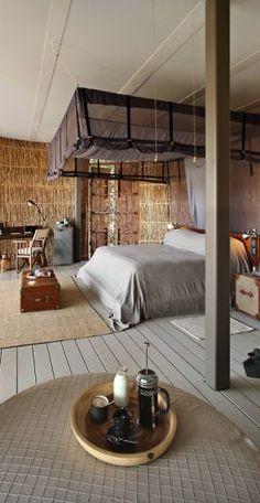 Zen in Zambia: the new luxury of Chinzombo | Luxury Hotels Travel+Style