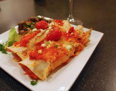 Kathleen & Matt's Yam Enchiladas – New Face of Gluten Free Winner | Udi's® Gluten Free Bread