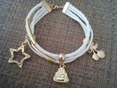 f7dec72885d1 Pulseras De Moda Y Gold Filled...una Belleza!! - BsF 45