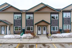 107-35 RIVER RIDGE LANE   MLS 11431  $324,900   Sqft: 1,744  This condo at 35 River Ridge Lane holds all the benefits of a large home without the maintenance. This middle unit is a 3-bedroom, 2-bathroom with high grade laminate throughout the kitchen and living areas with a great mountain views. Located just off of Range Road, you are minutes from downtown, the amenities of the Canada Games Center and golfing at the Mountain View Golf Club. Call today to book your viewing of this great unit.