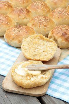 Bread Recipes, Snack Recipes, Cooking Recipes, Snacks, Swedish Recipes, Sweet Recipes, English Food, Bread Baking, Food Inspiration